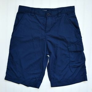 SALE COLUMBIA Boys PFG Omni-shade Navy Shorts